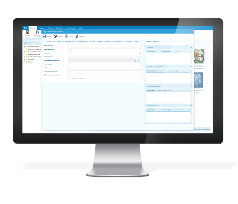 Msoftware Backoffice